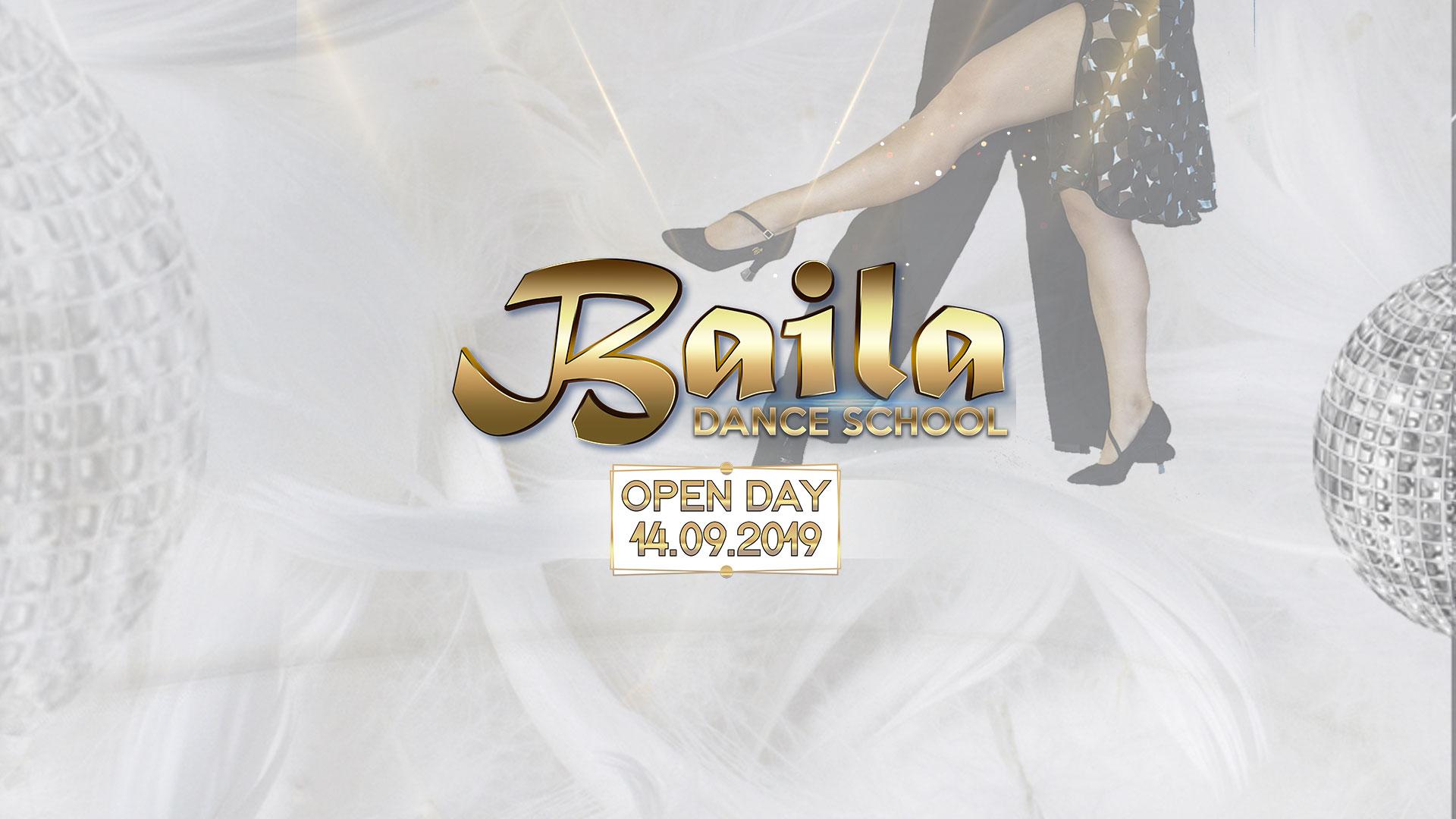baila dance school spoleto